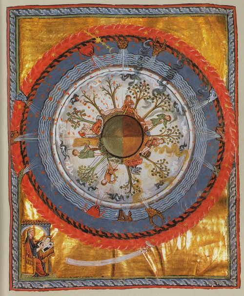 Hildegard mandala